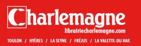 Logo: Librairies Charlemagne